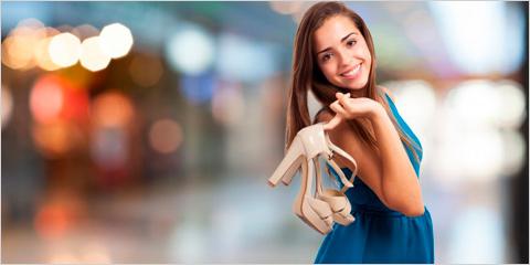 Скидки на одежду и обувь в интернет магазинах