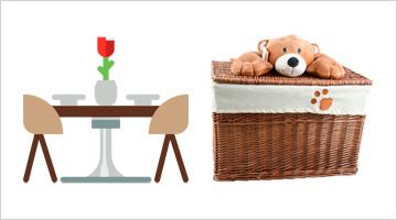 Скидки на товары для дома и интерьера